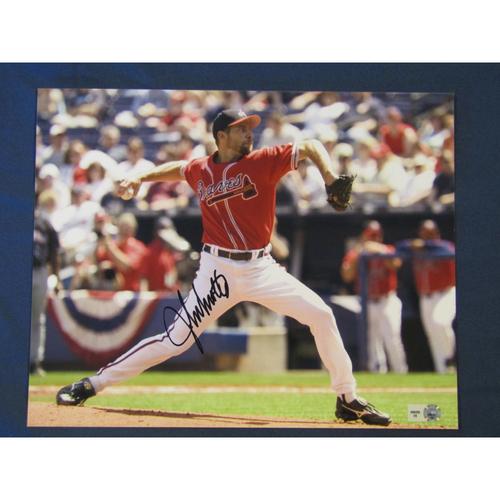 Photo of Braves Charity Auction - John Smoltz Autographed Photo