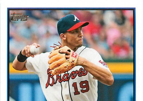 Photo of 2012 Topps Update #US232 Andrelton Simmons RC