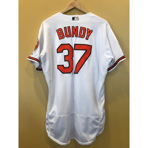 Photo of Dylan Bundy - Jersey (Win): Game-Used