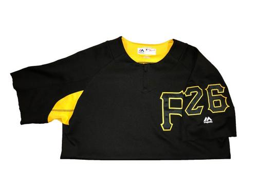 #26 Team-Issued Batting Practice Jersey