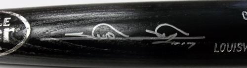 Photo of Shin-Soo Choo Autographed Louisville Slugger Bat