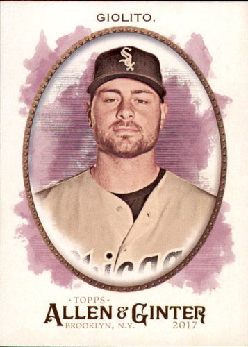 Photo of 2017 Topps Allen and Ginter #223 Lucas Giolito