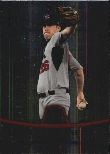 Photo of 2010 Bowman Platinum Prospects #PP30 Matt Barnes -- Red Sox post-season