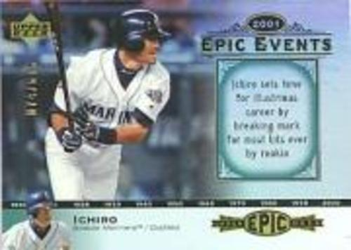 Photo of 2006 Upper Deck Epic Events #EE59 Ichiro Suzuki