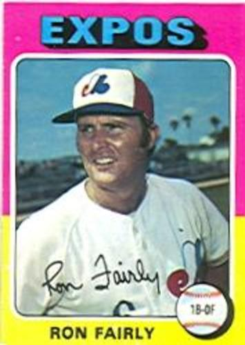 Photo of 1975 Topps #270 Ron Fairly