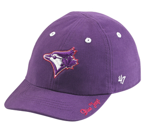 Toronto Blue Jays Infant Lilly Lavender Cap by '47 Brand