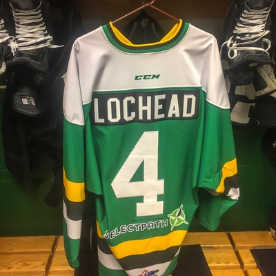 William Lochead Warmup Jersey