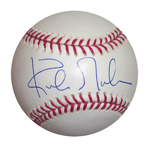 Photo of Detroit Tigers Kirk Gibson Autographed Baseball