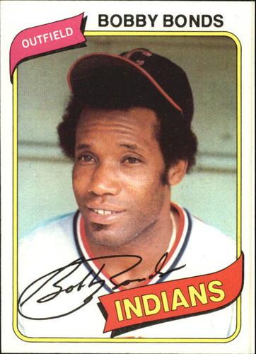 Photo of 1980 Topps #410 Bobby Bonds