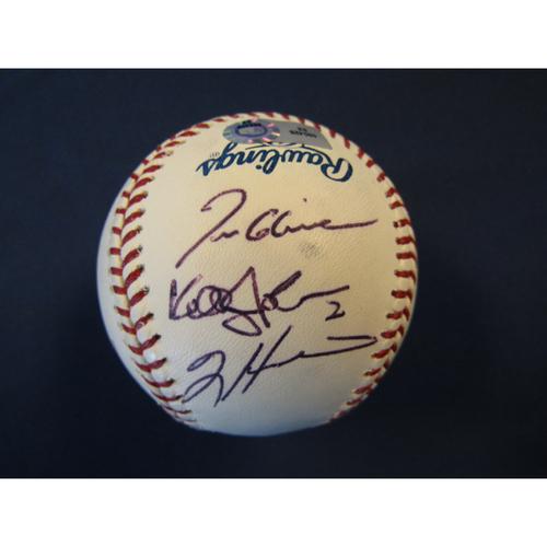 Photo of Braves Charity Auction - 2008 Atlanta Braves Autographed Baseball