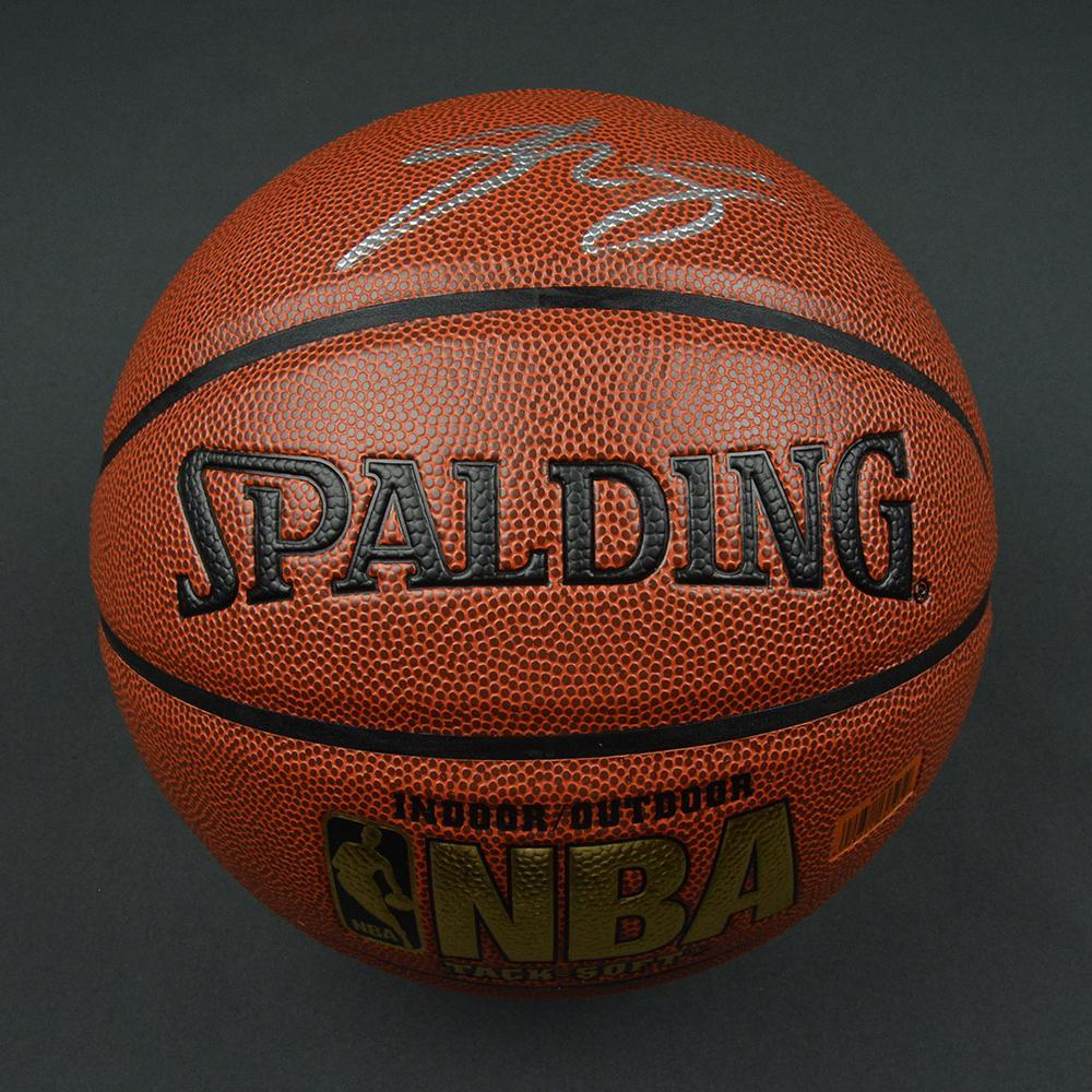 Josh Jackson - Phoenix Suns - 2017 NBA Draft - Autographed Basketball
