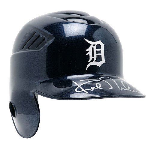 Photo of Detroit Tigers Kirk Gibson Autographed Helmet