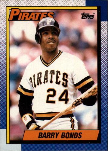 Photo of 1990 O-Pee-Chee #220 Barry Bonds