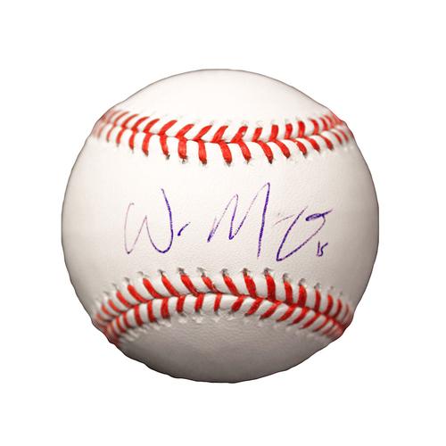 Photo of Whit Merrifield Autographed Baseball
