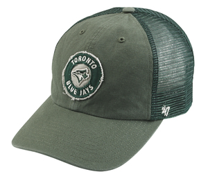 Toronto Blue Jays Oracle Flex Fit Cap Green by '47 Brand