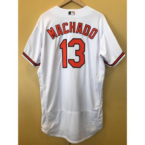 Photo of Manny Machado - Jersey: Team-Issued