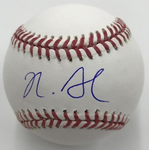 Nick Senzel Autographed Baseball