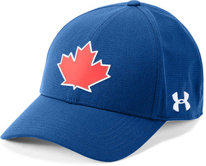 Toronto Blue Jays Excl Driver Leaf Cap by Under Armour