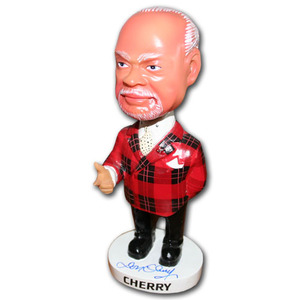 Don Cherry (Boston Bruins) Autographed Bobblehead