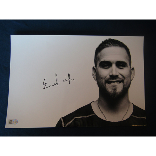 Photo of Braves Charity Auction - Ender Inciarte Autographed Photo