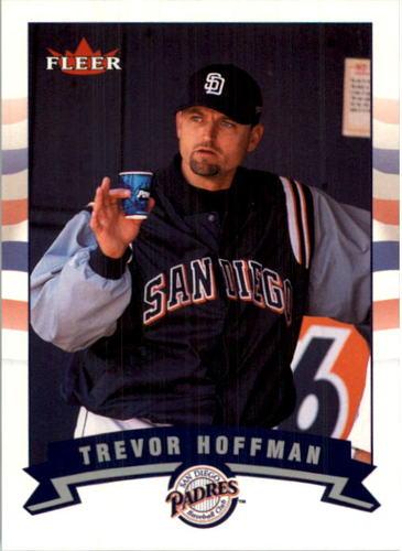 Photo of 2002 Fleer Tiffany #187 Trevor Hoffman