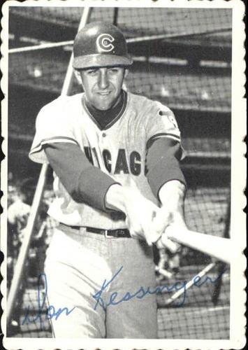 Photo of 1969 Topps Deckle Edge #18 Don Kessinger