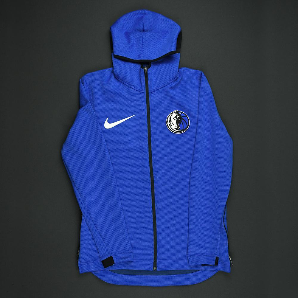Dennis Smith Jr. - Dallas Mavericks - 2018 Verizon Slam Dunk - Event-Worn Jacket