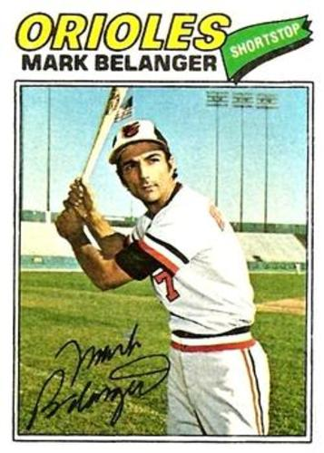 Photo of 1977 Topps #135 Mark Belanger