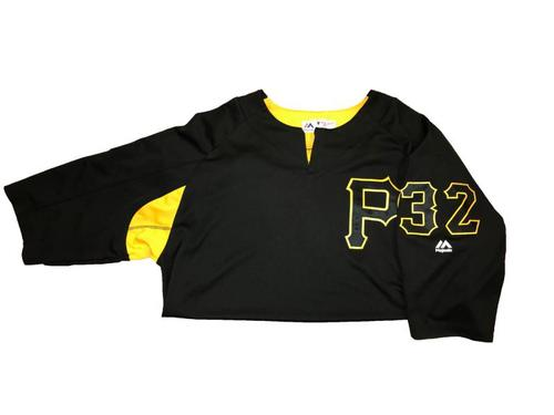 #32 Team-Issued Batting Practice Jersey