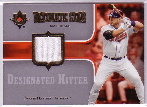 Photo of 2007 Ultimate Collection Ultimate Star Materials #TH Travis Hafner