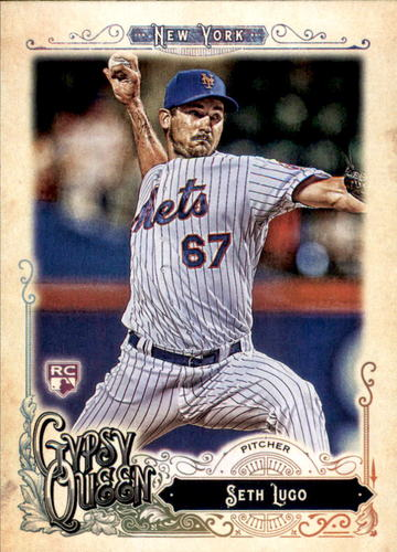 Photo of 2017 Topps Gypsy Queen #101 Seth Lugo RC