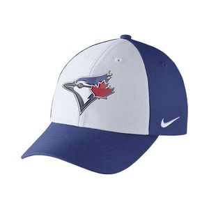 Toronto Blue Jays Dri Fit Wool Classic Adjustable Cap by Nike