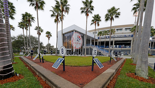 NEW YORK YANKEES SPRING TRAINING WEEKEND EXPERIENCE IN TAMPA, FL