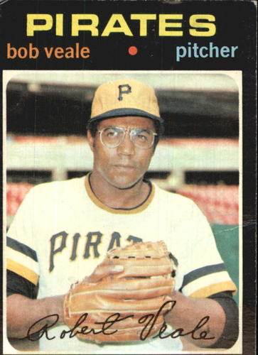 Photo of 1971 Topps #368 Bob Veale