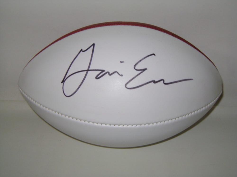 NFL - COWBOYS GAVIN ESCOBAR SIGNED PANEL