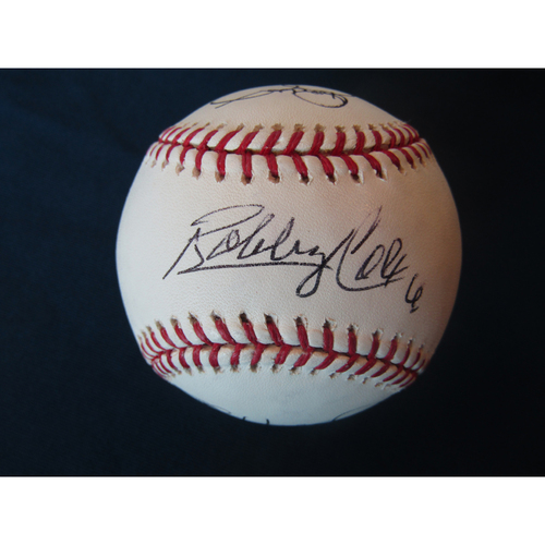 Photo of Braves Charity Auction - 2006 Atlanta Braves Coaches Autographed Baseball