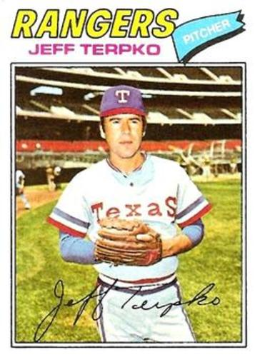 Photo of 1977 Topps #137 Jeff Terpko RC