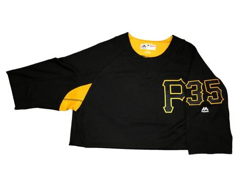 #35 Team-Issued Batting Practice Jersey