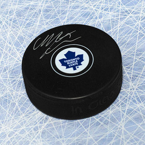 Mitch Marner Toronto Maple Leafs Autographed Hockey Puck