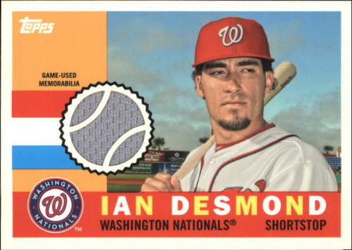 Photo of 2013 Topps Archives Relics #IDE Ian Desmond
