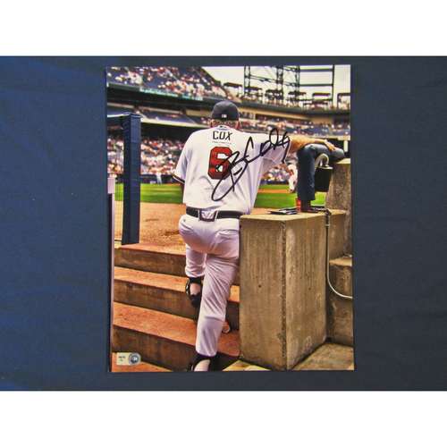 Photo of Braves Charity Auction - Bobby Cox Autographed Photo
