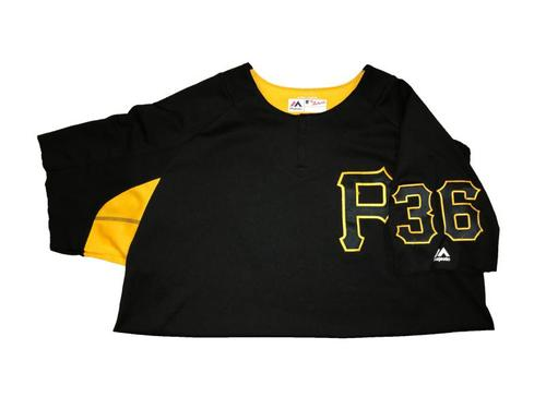 #36 Team-Issued Batting Practice Jersey