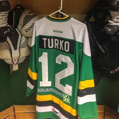 Alex Turko Warmup Jersey