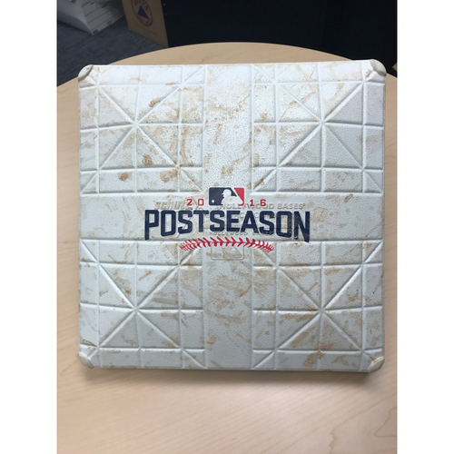Photo of LA Dodgers Foundation Auction: NLCS Game Used Base