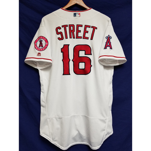 Photo of Huston Street 2016 Team-Issued Home Jersey