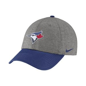Toronto Blue Jays H86 Dri Fit Heather Adjustable Cap by Nike