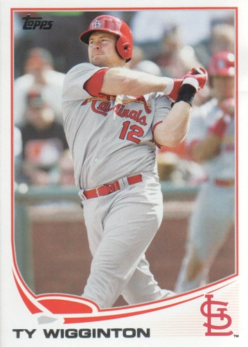Photo of 2013 Topps Update #US75 Ty Wigginton