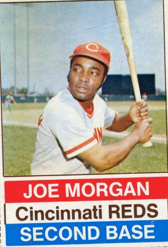 Photo of 1976 Hostess #2 Joe Morgan