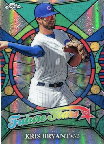 Photo of 2016 Topps Chrome Future Stars #FS1 Kris Bryant