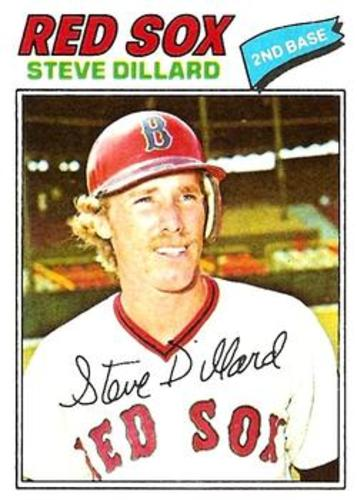 Photo of 1977 Topps #142 Steve Dillard RC